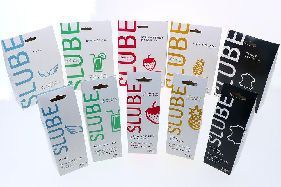 Slube Packaging