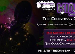 KINK - The Christmas One - free Christmas Gifts!