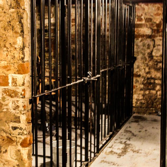 Prisoner Cells