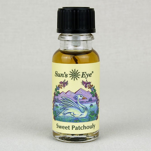 Sweet Patchouly Oil