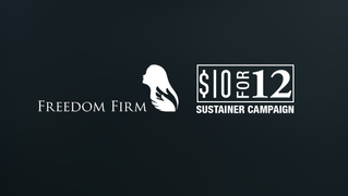 """""""$10for12"""" - Freedom Firm"""