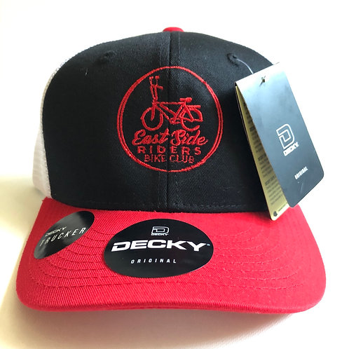 ESR Red/Black Trucker Hat