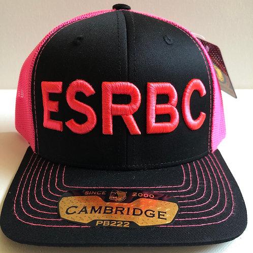 ESR Hot Pink/Black Trucker Hat