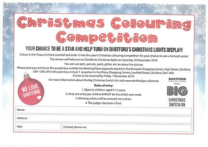 Christmas Colouring Competition!