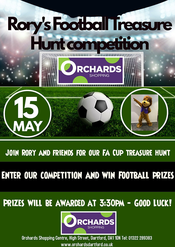 FA Cup Treasure Hunt