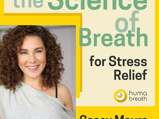 The Science of Breath: A Practical Guide & Exercise for Optimal Health