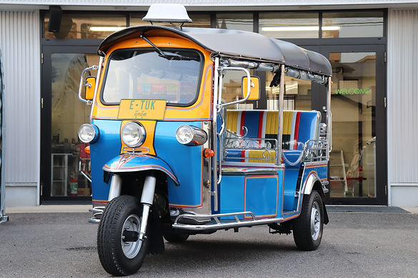 tuktuk販売,東京