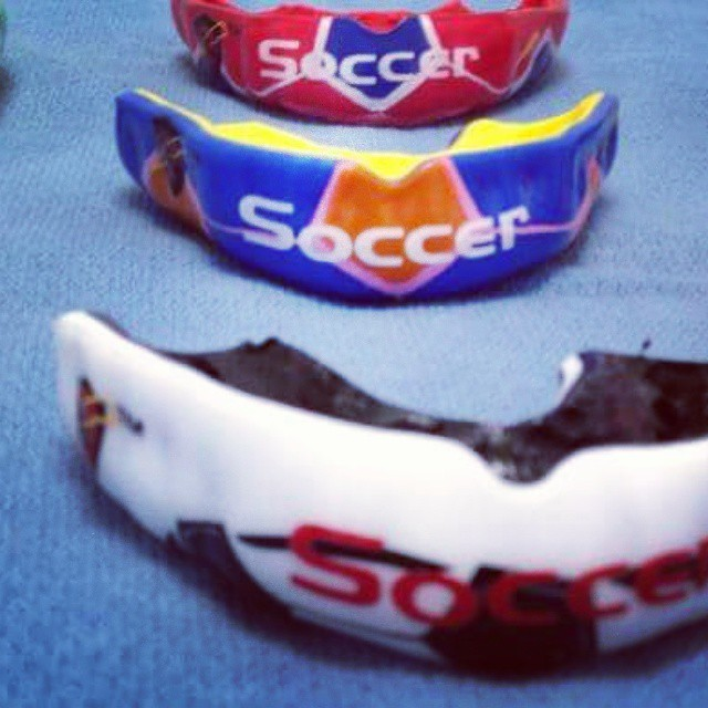 A custom fit ShockShield #Sports #Mouthguard from www.shockshieldmouthguards