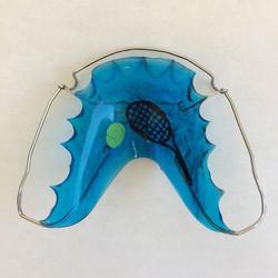 Tennis anyone_ #retainers #orthodontics #orthoappliance #dentalappliance #straightteeth #orthodontic