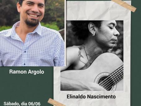 FALA, MEU POETA! recebe o multi artista Elinaldo Nascimento para um bate papo com músicas e poesias.