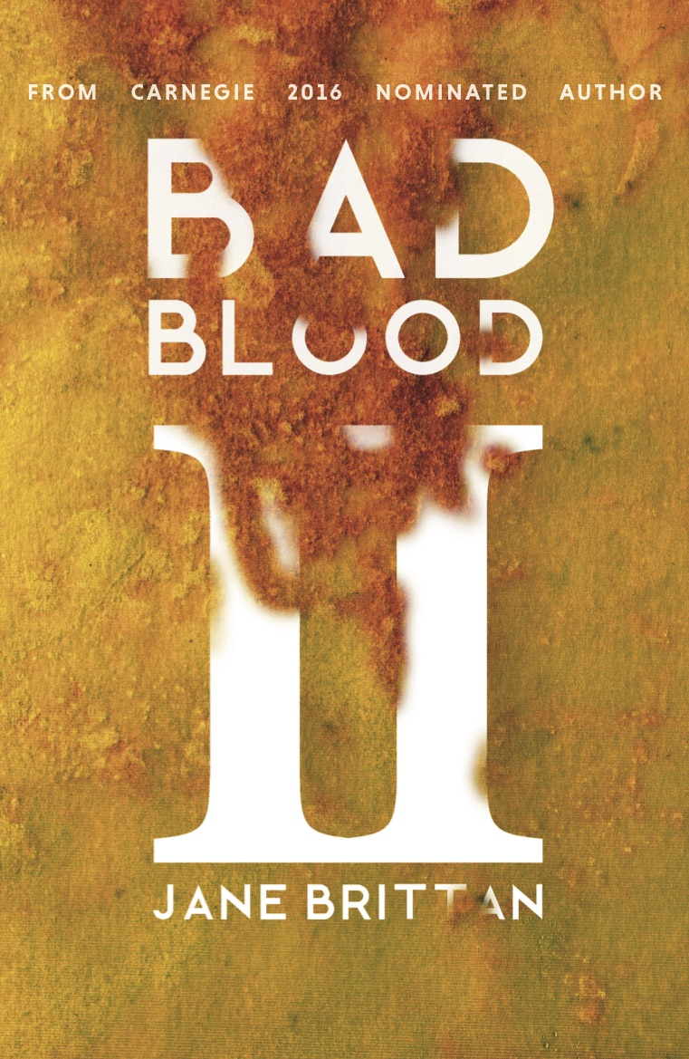 Bad Blood II Front Cover