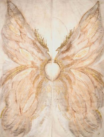 Wings (2 panels)