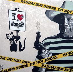 Picasso loves Banksy