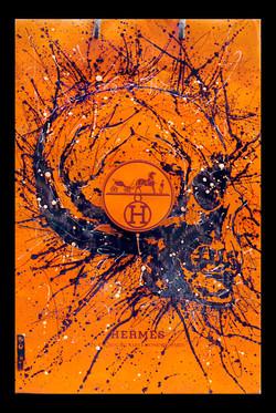 Vanité #72 (relief)