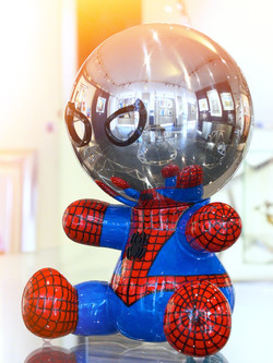 Baby Spidey Face D