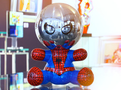Baby Spidey Face