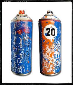 Spray #004