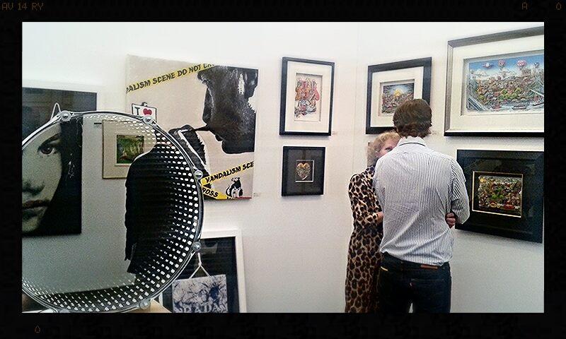Affordable Art Fair London