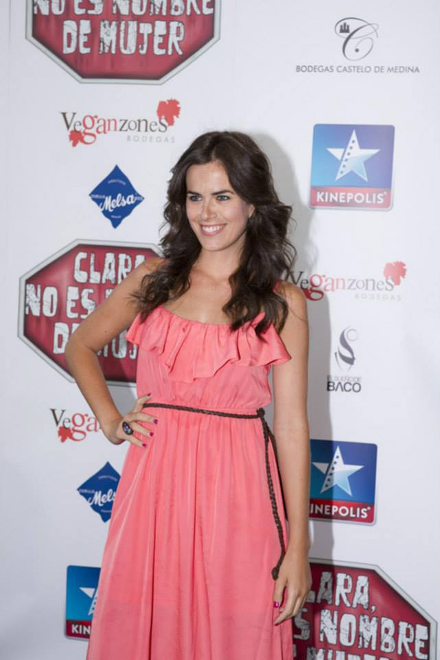 Clara no es nombre de mujer premiere