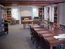 Geneaology Room Image