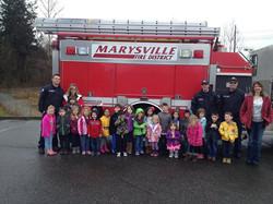 Sunshine Preschool Fire Station