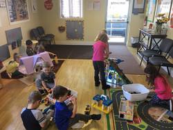 Sunshine Preschool Free Time