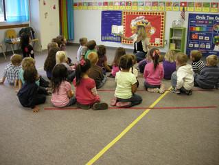 Preschool in a Blog!
