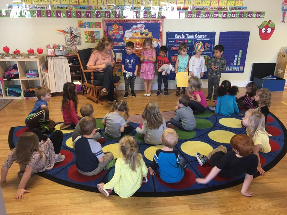 Sunshine Preschool Sharing