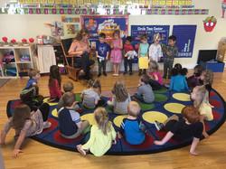 Sunshine Preschool Sharing