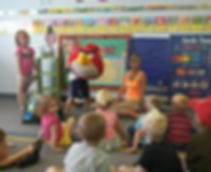 Sunshine Preschool, Sharing