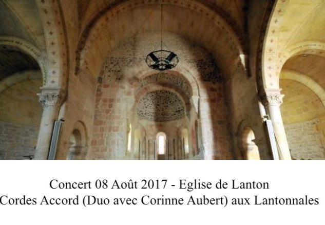 08.08.2017 - Lantonnales - Cordes Accord