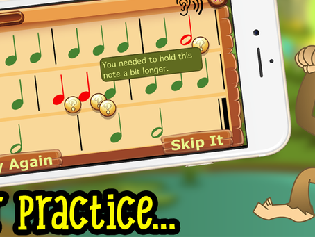 Rythm Swing - Application pour le rythme !