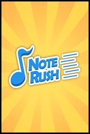 Note Rush - L'application qui allie lecture rapide et travail de la justesse