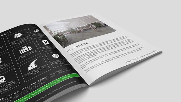 Bowen Hills Medical Specialist Centre Brochure