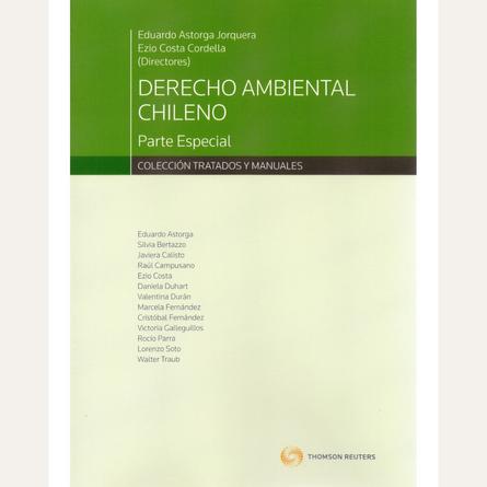 """Lanzamiento de """"Derecho Ambiental Chileno"""""""