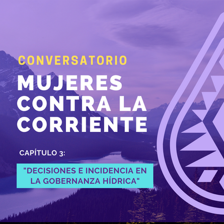 Mujeres contra la corriente: Incidencia en la gobernanza hídrica.