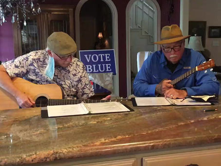 The Jowers Bros are back with another great tune just in time for tonight's debate!