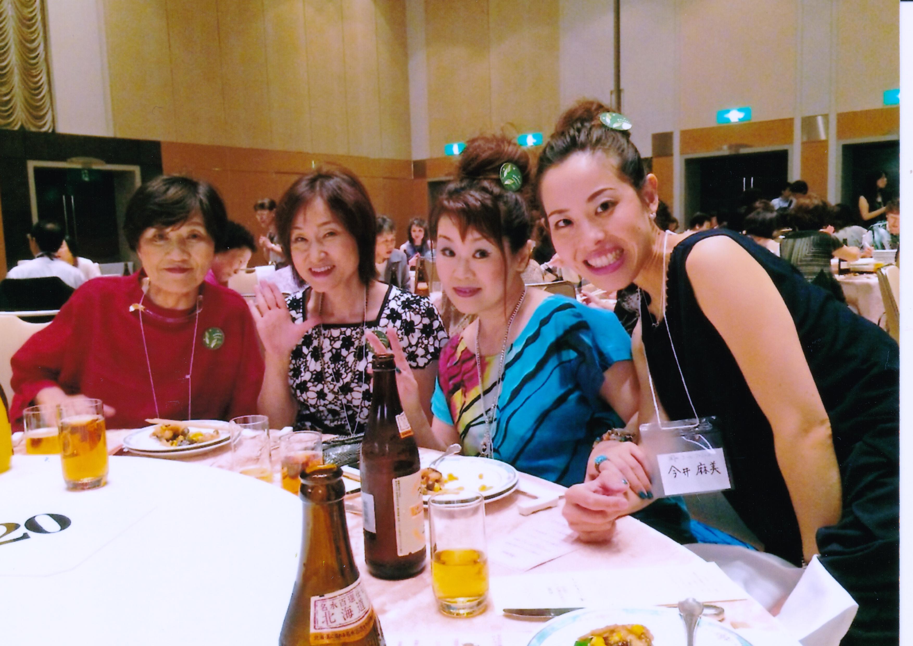 第38回全日本おかあさんコーラス全国大会 札幌 レセプション
