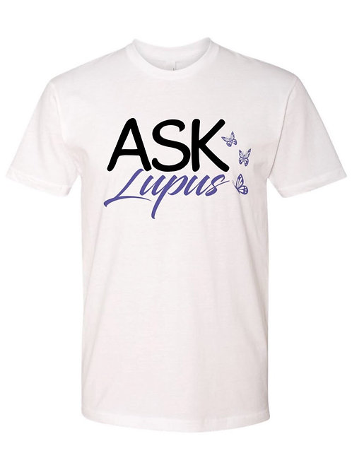 ASK Lupus LogoTee