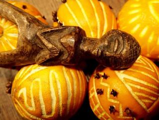 Die Göttin mit der Orangenhaut