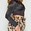 Thumbnail: Ageless Leopard Print Satin Shorts