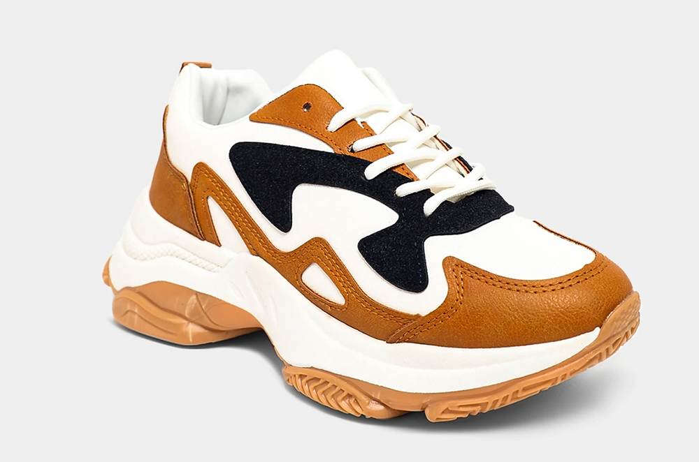 AGELESS 'DAD' CHUNKY TRAINERS