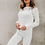 Thumbnail: Ageless Cable Knit Loungewear Set