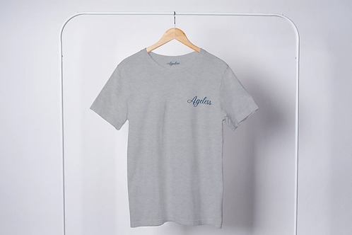 Ageless Simple Grey T