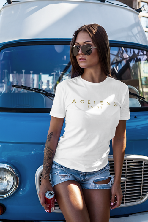 Ageless Elegance Womens Fitted Tees