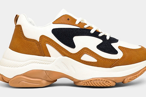 Ageless Women's Chunky Trainers