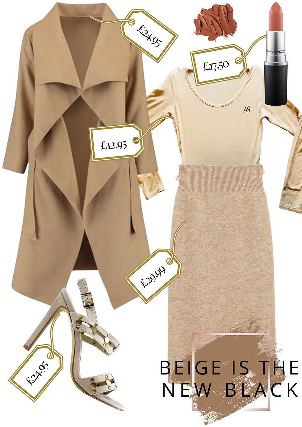 AGLESS WATERFALL COAT, AGLESS BEXLEY SANDALS, AGELESS CROPPED JERSEY TOP