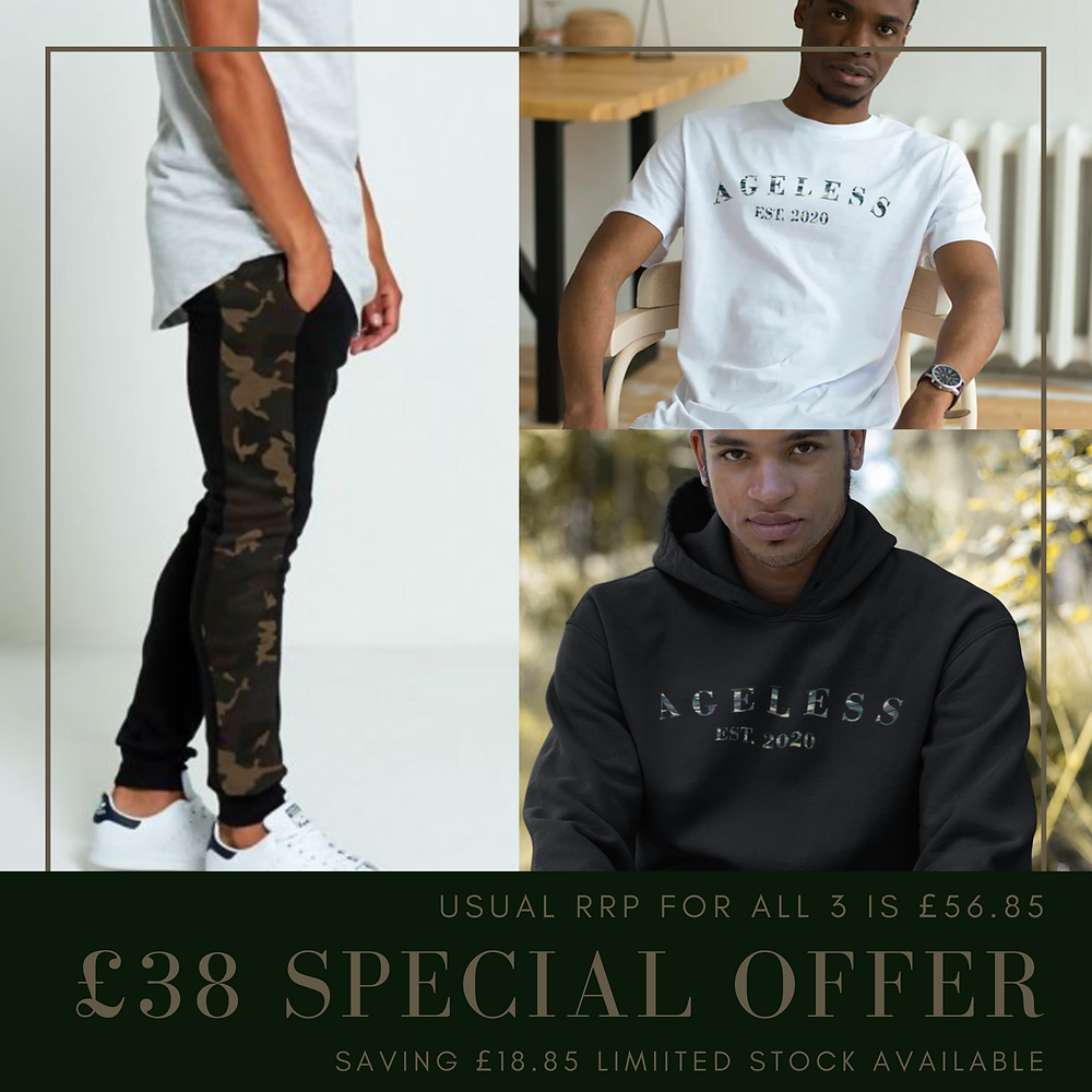 The Ageless Camo Collection