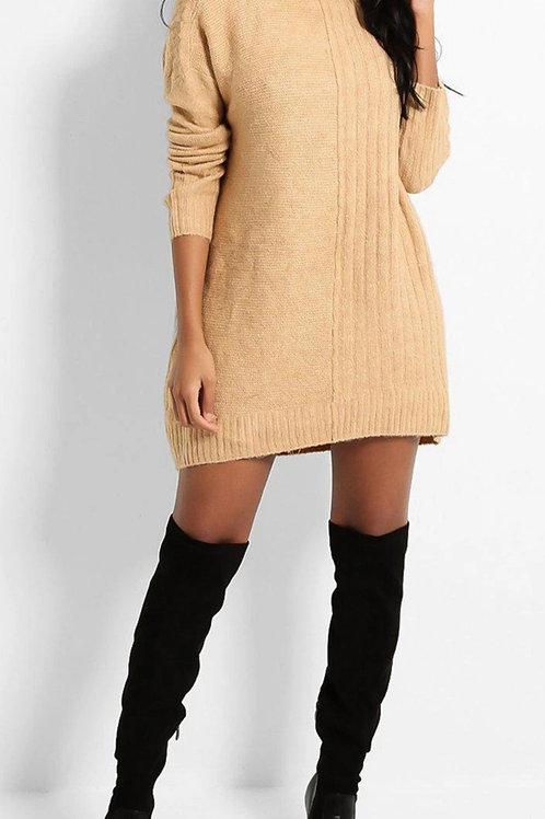 Ageless Bella Knitted Jumper Dress