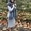 Thumbnail: Ageless Women's Knitted Midaxi Dress